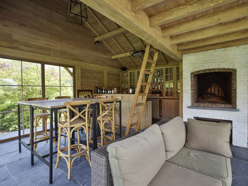 Poolhouse / guesthouse Wielsbeke