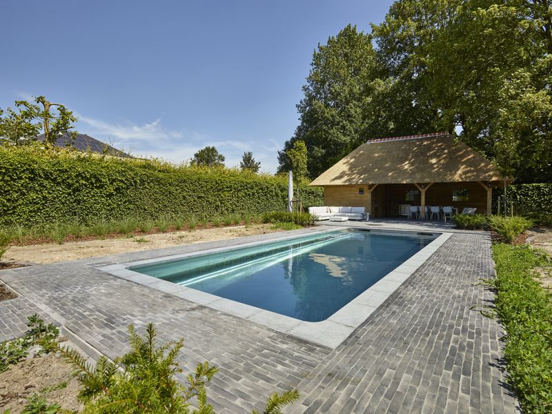 Poolhouse Nevele