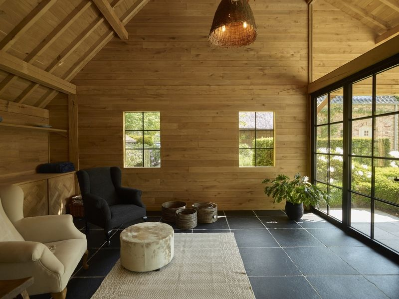 Poolhouse / guesthouse Kruishoutem