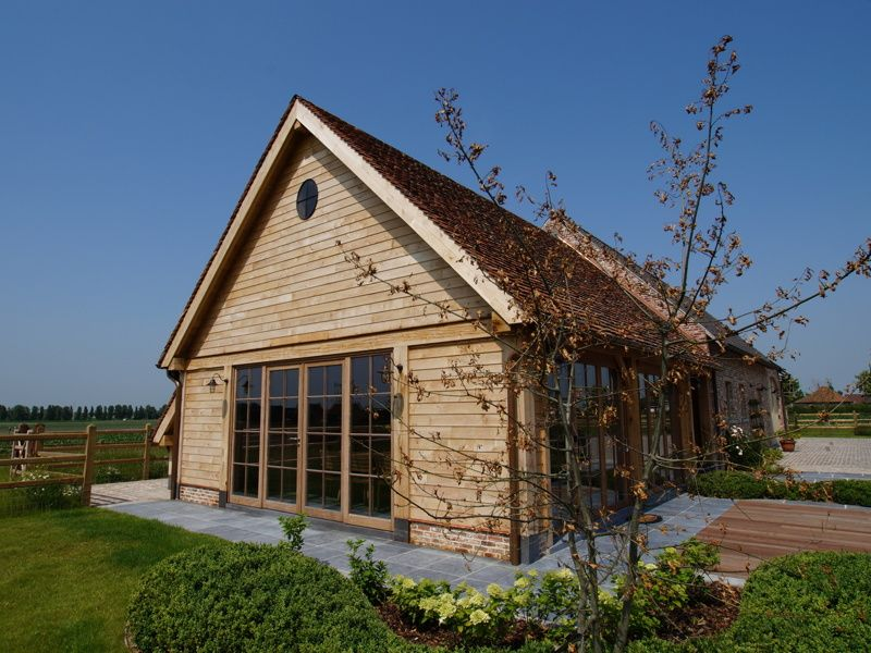 Poolhouse & home extension Ieper