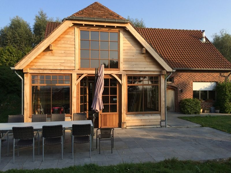 Home extension Meulebeke